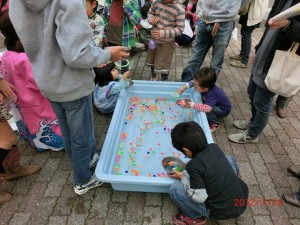 ハートランド三恵デイサービスやすらぎの郷文化祭に参加